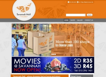 Savannah Mall Website